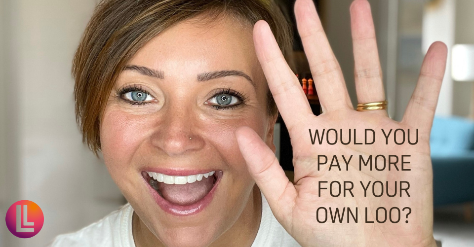 Would your customers pay more for less?